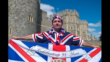 Meet Princess Diana's biggest fan