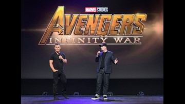 First 'Avengers: Infinity War' trailer is out of this world