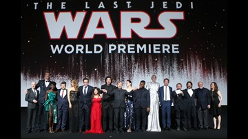 'Star Wars: The Last Jedi': Raves dominate in first Twitter reactions