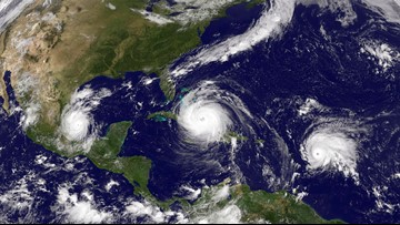 It's going to be another busy, above average hurricane season, meteorologists say