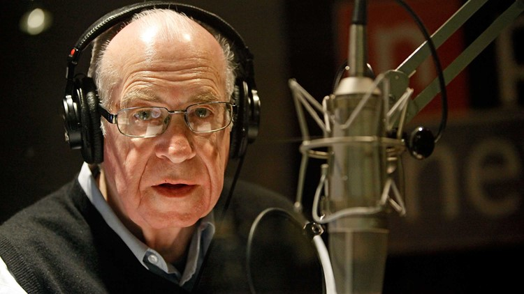 Carl Kasell (1934 - 2018), star of NPR's
