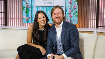 'Fixer Upper' stars Chip and Joanna Gaines release new home products