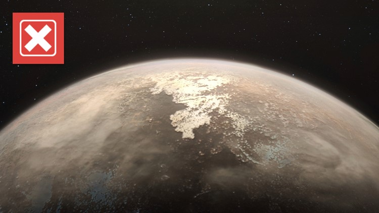 No, people cannot legally buy planets, despite celebrity's claim