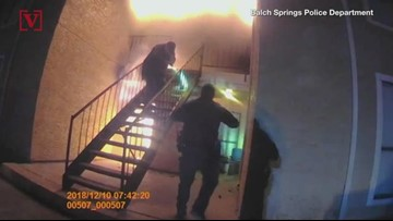 Bodycam Footage Captures Police Rescuing An 8-Year-Old From a Burning Building