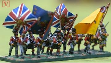 War Games! 20,000 Miniature Figures Recreate Battle of Waterloo for Charity Event