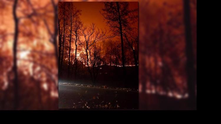 Two juveniles charged in Smokies wildfire investigation