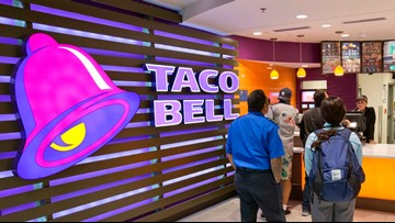 There's a nationwide tortilla shortage at Taco Bell
