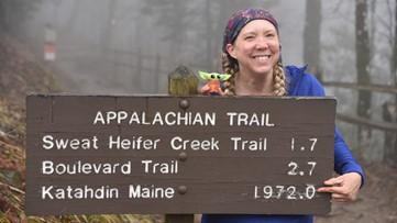Trail log: Gretchen Pardon ends Appalachian Trail thru-hike to take precautions against COVID-19