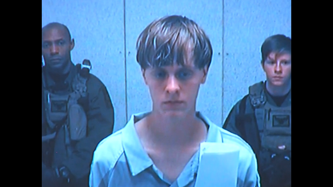 Charleston Shooter Dylann Roof Declared Competent To