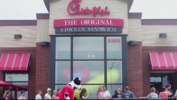 It's easier to get into Harvard than open a Chick-fil-A