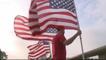 Communities remember those who sacrificed their lives on 9/11