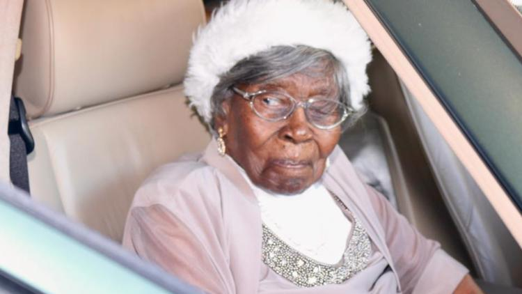 'She was a pillar'   Hester Ford, oldest living American, has died at 116