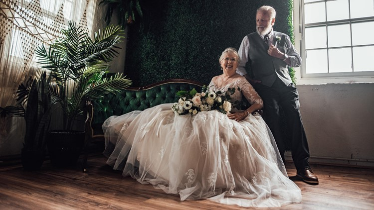 SC grandparents stun the internet in 60th anniversary photo shoot