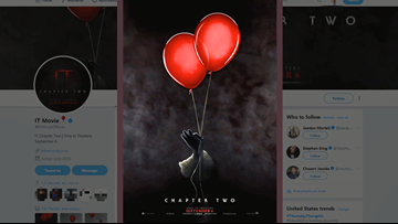 Watch the teaser trailer for 'It: Chapter Two'
