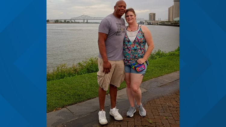 'There's no way out': North Texas couple stranded in New Orleans after Hurricane Ida