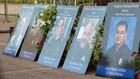 Partners honor, remember each fallen Dallas officer