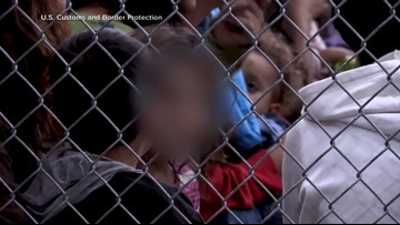 Reunifying separated children, parents could take weeks