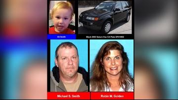 Amber Alert discontinued for missing Burkburnett toddler