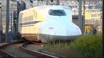 The Texas bullet train now looks likely. Here's what to expect