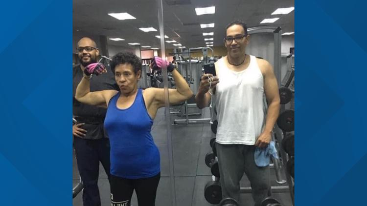 71-year-old mother and sons to compete in Texas  powerlifting meet