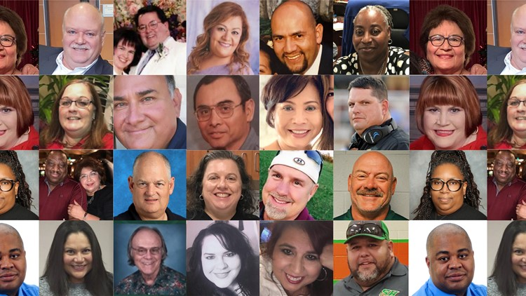 Dozens of Texas educators have died of COVID-19. These are some of their stories