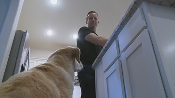 After a month of eating only dog food, Muenster man sees drastic change in health