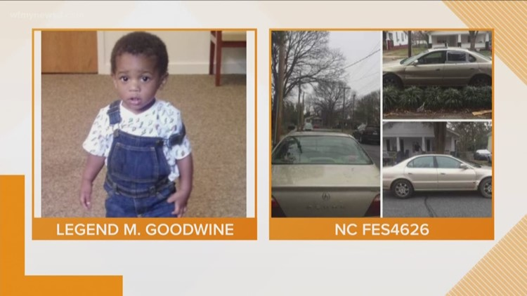 Amber Alert: Toddler Stolen With Car