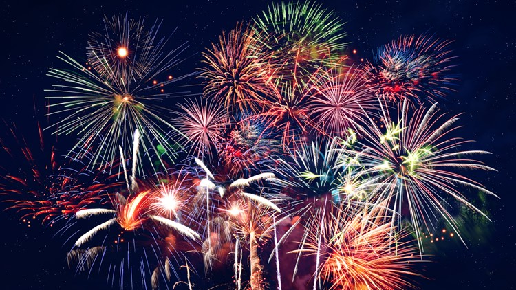 Fourth of July fireworks, grilling safety tips