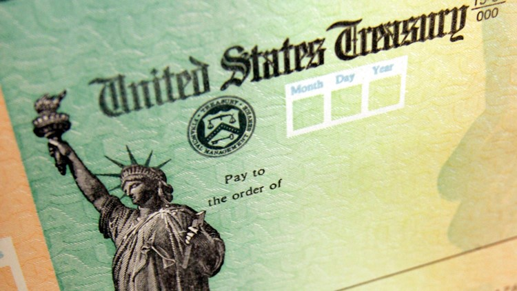 IRS may adjust stimulus check money owed when filing your tax return