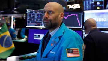 Wall Street futures show modest declines to start week
