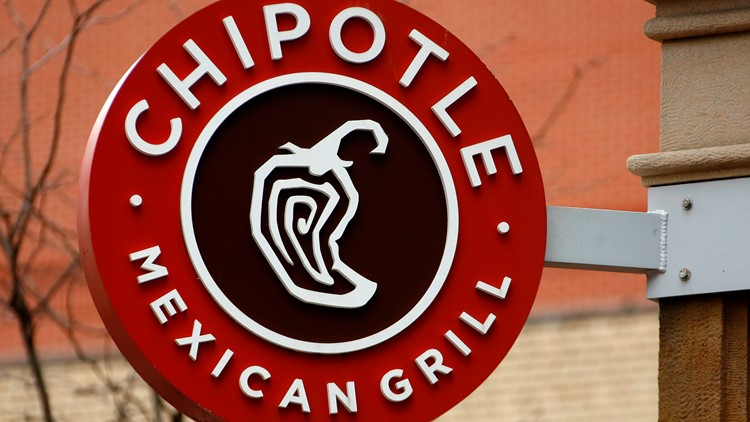 Chipotle offering 'BOGO' entrees Tuesday in support of White House's National Month of Action for Vaccinations
