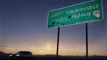 Group pledges to storm Area 51 to uncover alien secrets