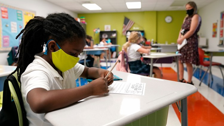 Texas AG sues 4 local school districts for imposing mask mandates