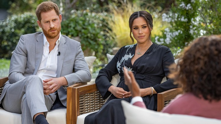 Oprah shares more from the interview with Meghan and Harry on CBS This Morning