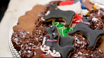 Hallmark is casting bakers for a Christmas cookie competition