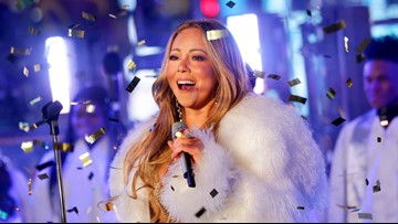 Mariah Carey's iconic Christmas song hits #1 for the first time