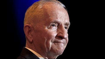 Texas billionaire H. Ross Perot dies aged 89