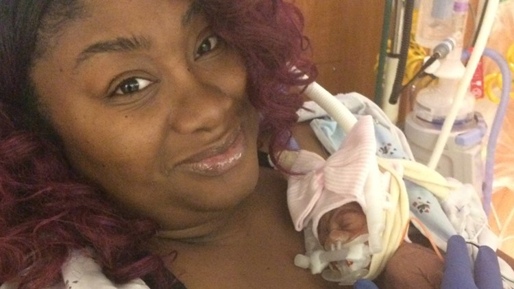 'We deserve better'   Mother pushes for change after near-death experience during childbirth