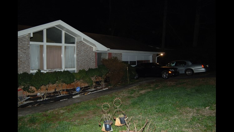 Crime scene photo from January 2016. (Fulton County Police)
