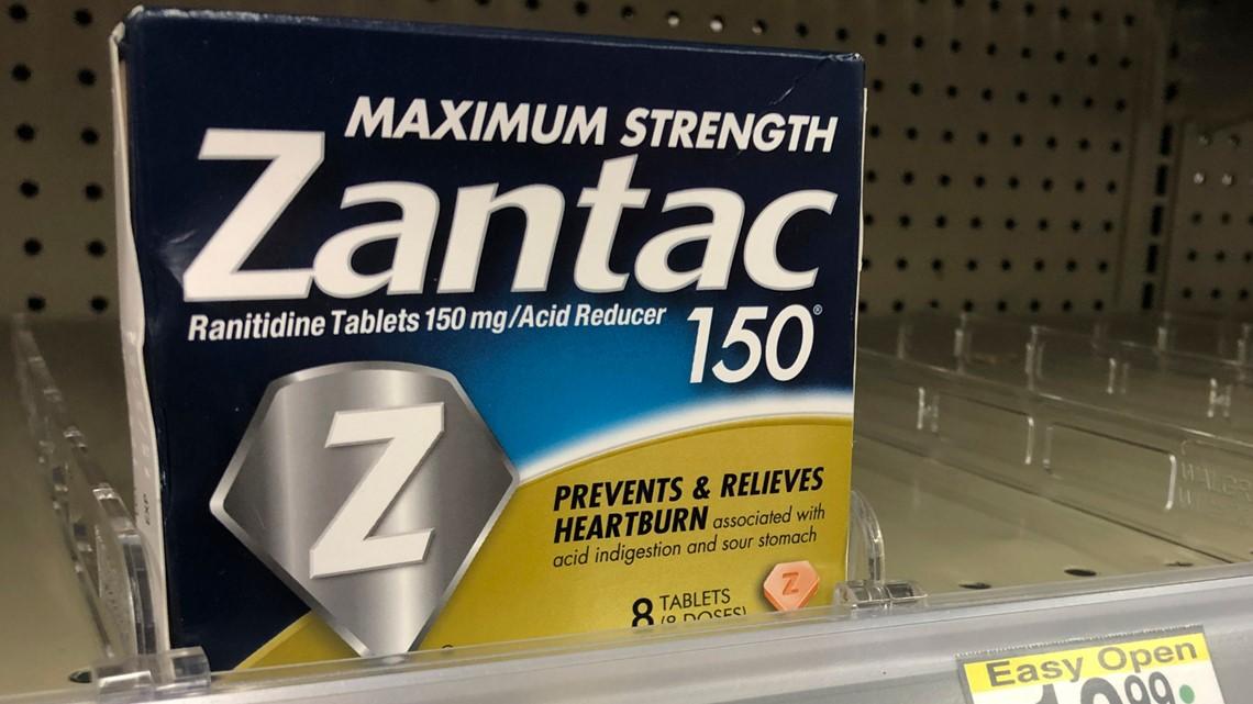 Popular heartburn medication Zantac recalled over cancer concerns
